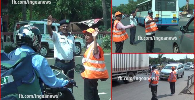 Goa Traffic warden