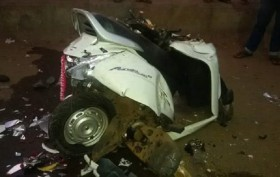 22-YEAR-OLD GIRL KILLED IN MAPUSA ACCIDENT