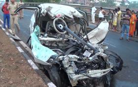 Accident at Birla