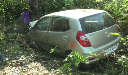 Accident at Cansaulim