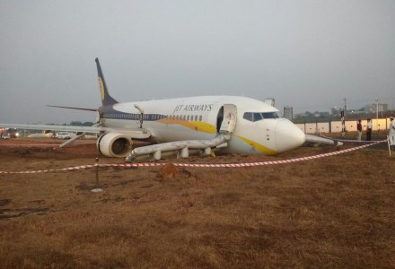 Jet Airways Crash
