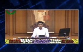 PRAMOD SAWANT ELECTED AS SPEAKER OF GOA ASSEMBLY