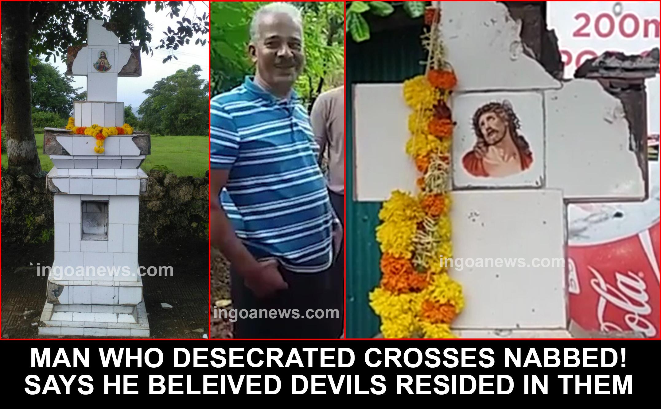 Cross Culprit